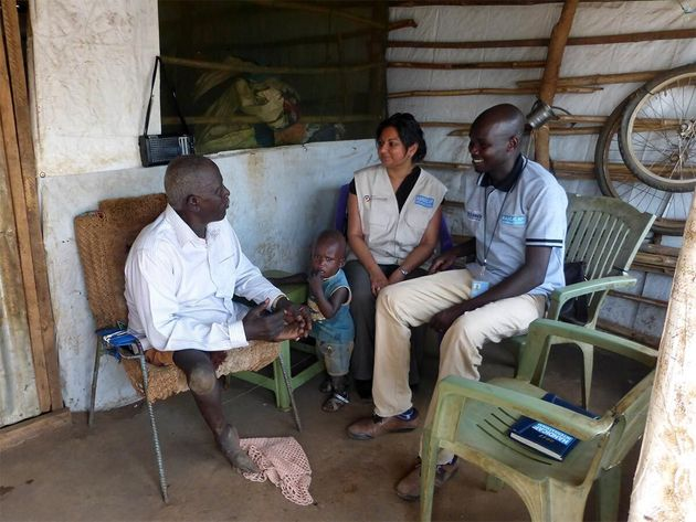 Changing The Lives Of Disabled People In South Sudan: The Real Impact Of The Humanitarian Disability