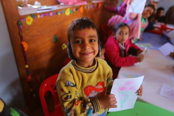 The World Must Invest In Pre-Primary