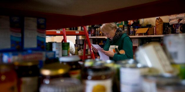 Ten Million Food Bank Meals - A Damning Indictment Of The