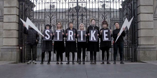 Why You Should Strike Tomorrow In Solidarity With Women In Ireland, The US And Across The
