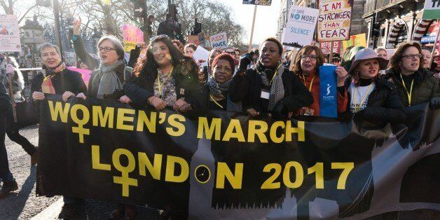 Reawaken The Spirit Of The Women's March By Joining Today's Women's