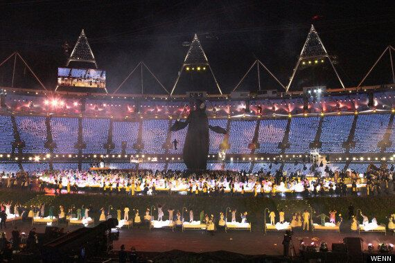Mike Oldfield Describes Olympic Ceremony: 'Danny Debated About The Blue Peter