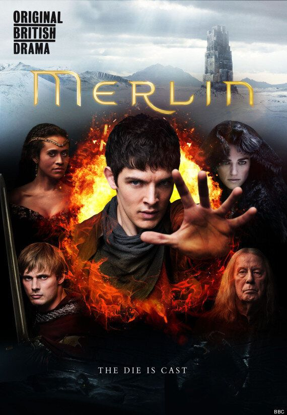 TRAILER: Merlin Returns To The BBC - Series 5 Sees The Return To The Round