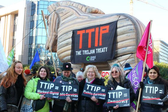 We Need Transparent And Progressive Trade To Combat Public Disillusion With