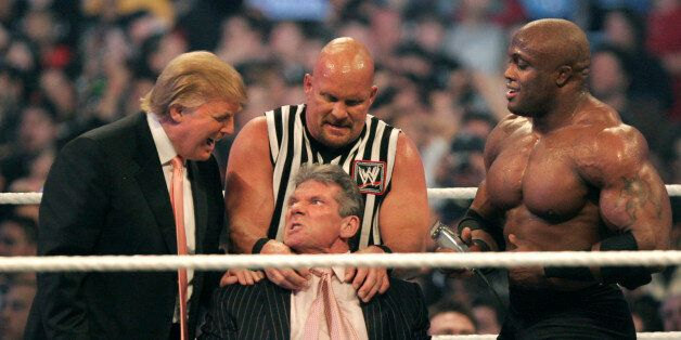 Wrestling With The Truth - Trump And The Power Of Performance