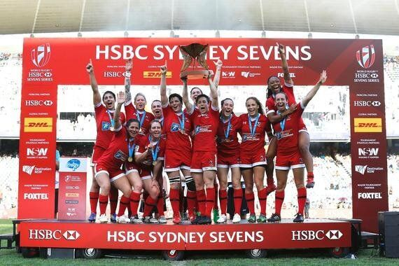 Sevens Powers Canada's Rugby Union