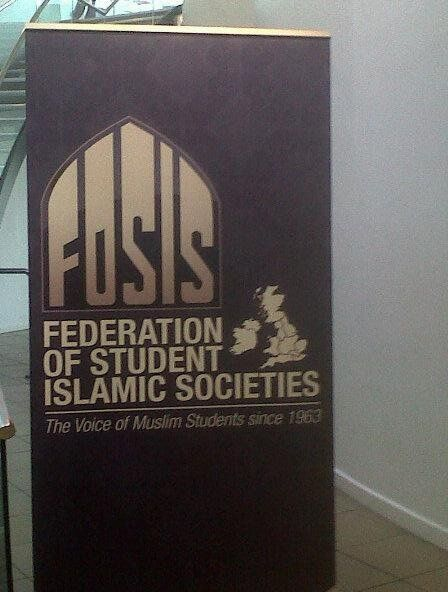 Empowered or Radicalised? At the 2012 Federation of Student Islamic Societies