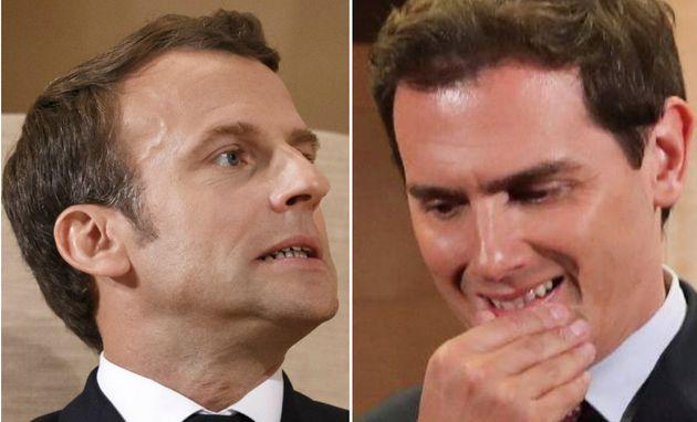 Macron amenaza con romper su alianza con Ciudadanos por su ambigüedad con