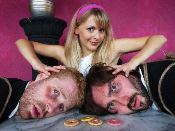 Edinburgh Fringe Comedy: 10 Questions With Hennessy &