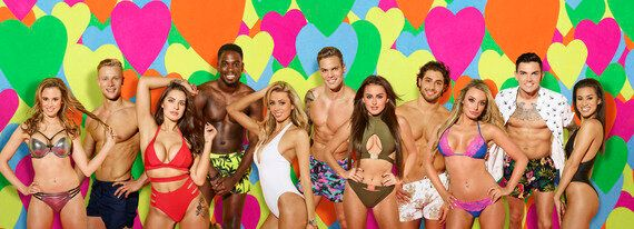 Don't Let Us Down, ITV2. A Gay Love Island Would Be