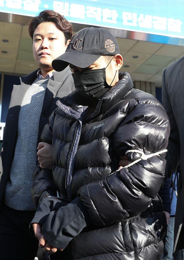 '강서구 주차장 전처 살인사건'