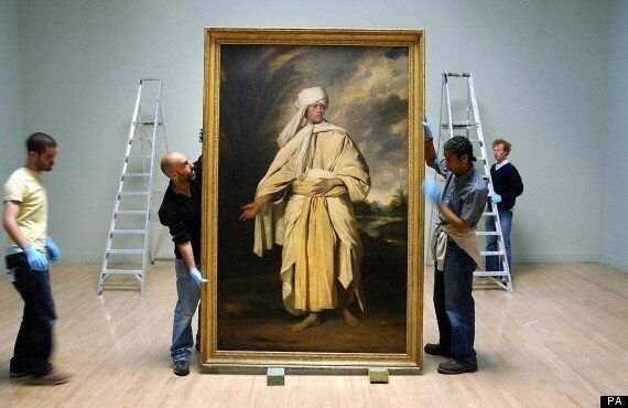 Joshua Reynolds' 'Portrait Of Omai' To Stay in UK After Ed Vaizey