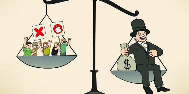 The Reality Of The Rich