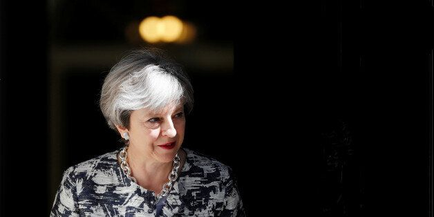 Theresa May Is Saddling Britain With A Zombie