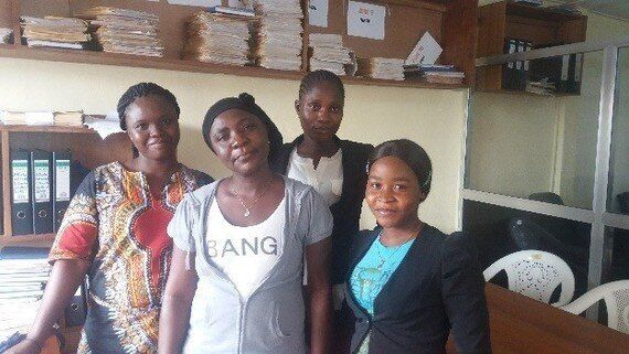 Incredible Women Are Fighting For Girls' Education In Liberia But There's A Long Way To