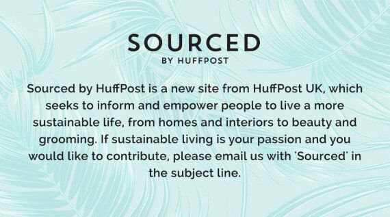 Introducing Sourced By HuffPost: Our New Sustainable Living