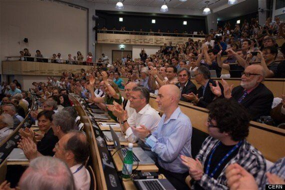Higgs Boson Discovery: Scientists React With Joy At Finding The God Particle