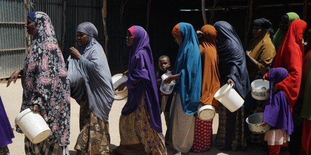 Somalia Is On The Brink Of Another Catastrophic Famine, But Where Is The Urgent