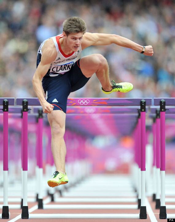 Olympic Hurdler Lawrence Clarke: I Would Be A Better ...