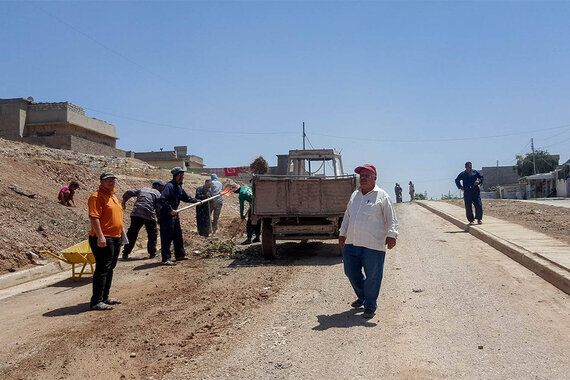 After Liberation, The Focus Now Turns To Mosul's
