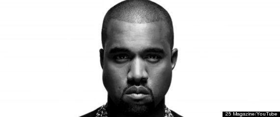 Kanye West Co-Creates Erotic Film For Launch Of Model Anja Rubik's 25 Magazine