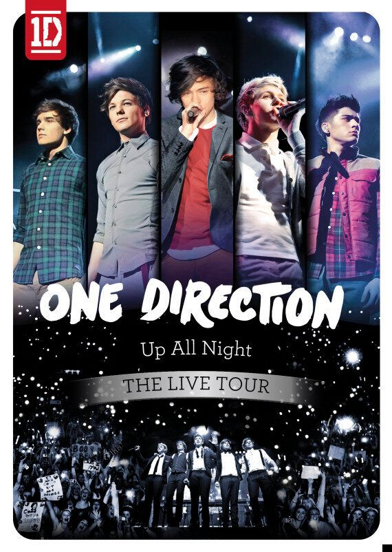 WIN: One Direction's 'Up All Night' Live Tour DVD - We've Got 10 Copies To Give