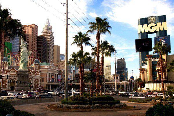 Travel Eye The Las Vegas To San Francisco Road Trip