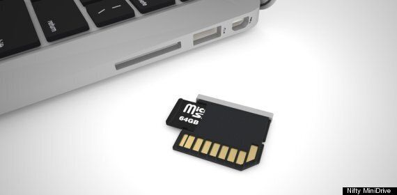 Nifty MiniDrive: British Entrepreneur Piers Ridyard 'Speechless' As Kickstarter Project Funded In 10