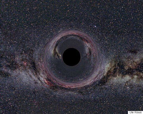 Astronomers To Peer Into A Black Hole For The First Time With New Event Horizon