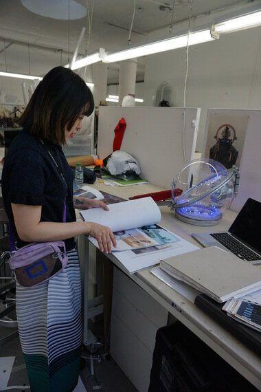 Aubrey Wang's Fashion Feeding Machine - Next Level Fashion