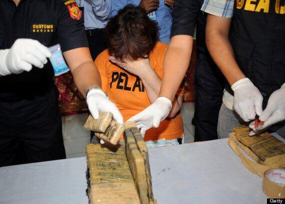 Brit Lindsay Sandiford Arrested In Bali For Smuggling £1.6m Of