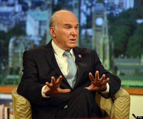Business Secretary Vince Cable: Banks Are
