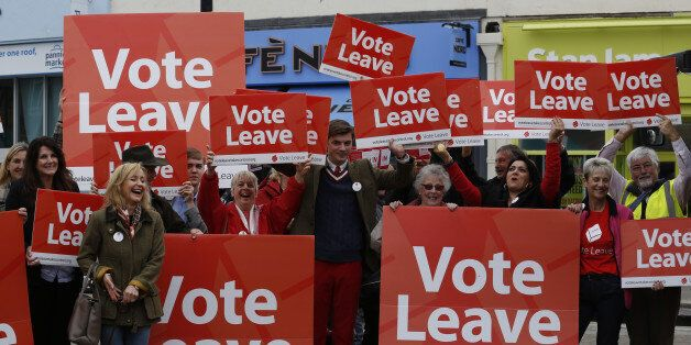 Life Outside The Bubble - Three Takeaways From A Halifax Discussion Among Working Class Leave Voters...