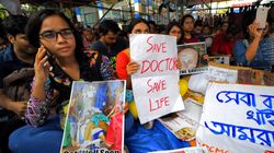 At Least 43 West Bengal Doctors Resign As Mamata Government Remains