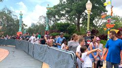 Gallopin' Gorgons! People Waited 10 Hours For Universal's New Harry Potter
