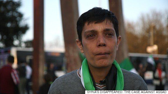 The Syrians Campaigning For Justice For Those 'Disappeared' By