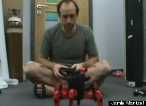 Jaimie Mantzel Interview: The Genius Who Built A Giant Spider Robot, And Then Made One For