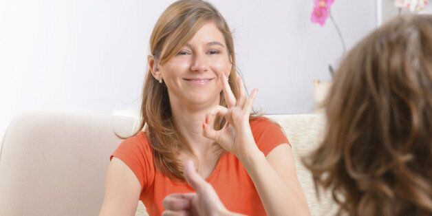 The Lack Of Sign Language In Schools Is An Injustice For Young People, Deaf And
