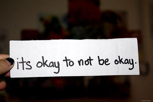 It's Okay Not To Be Okay - Why We Shouldn't Strive For Constant ...