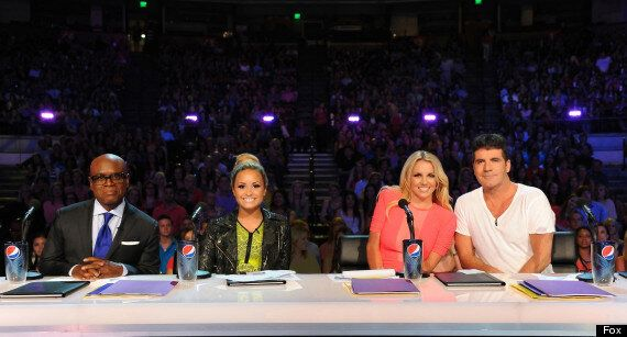 Britney Spears Storms Off During 'The X Factor' When Contestant Sings 'You Drive Me Crazy'