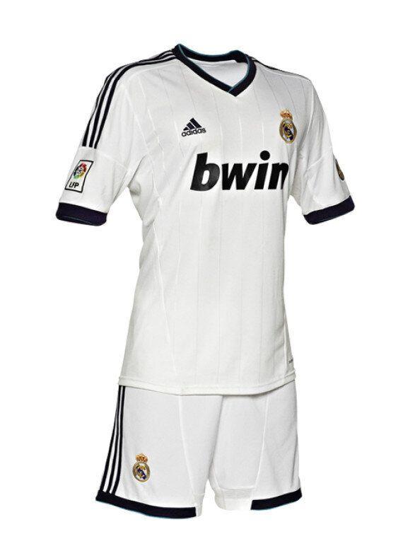 e64011016 Real Madrid Go Retro With New Adidas Home Shirt For 2012/13 ...