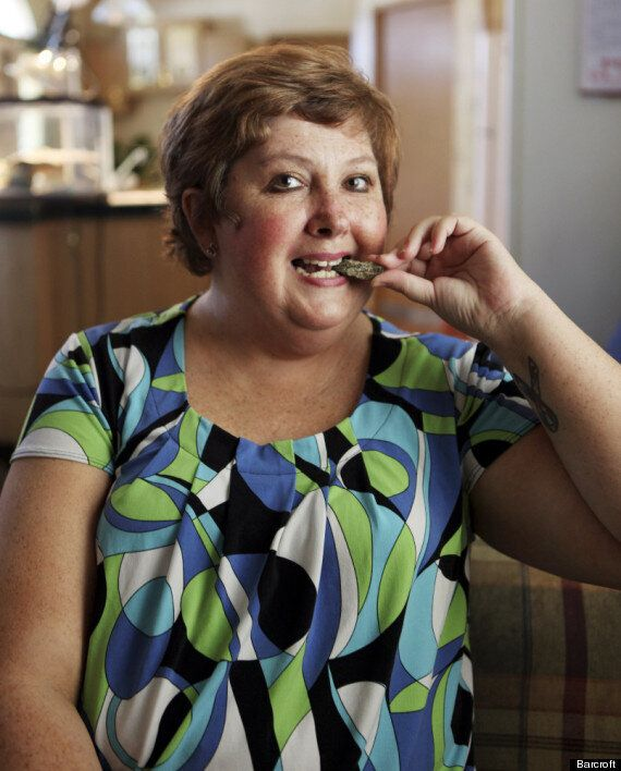 Teresa Widener, Rock-Eating Woman Credits Love With Helping Curb Her Crunchy Habit