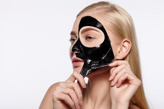 Stop Destroying Your Skin With Those Black Peel Off Masks
