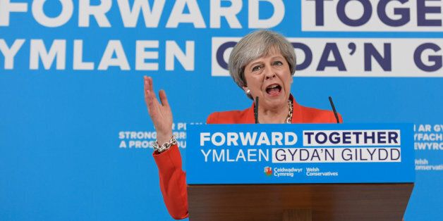 Theresa May's Dementia Tax For Social Care Is A