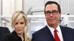 Louise Linton, Wife Of Treasury Secretary Steve Mnuchin: 'It Sucks Being