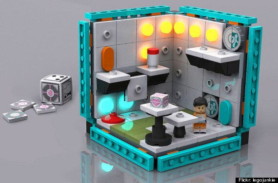Lego Portal Petition To Go To Official Review After Reaching 10,000