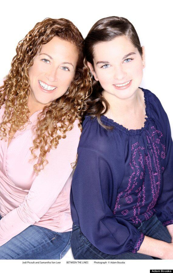 Jodi Picoult And Samantha Van Leer Discuss Being Writing Partners On New Novel 'Between The