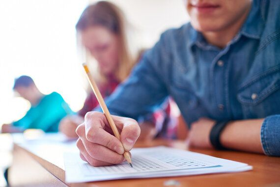 How To Overcome The Pressures Of GCSE Exam