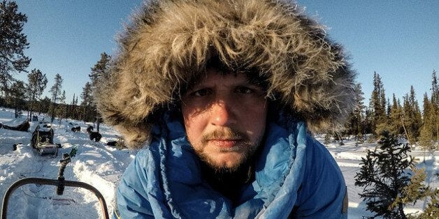 Trekking Through The Arctic Helped Me Beat My