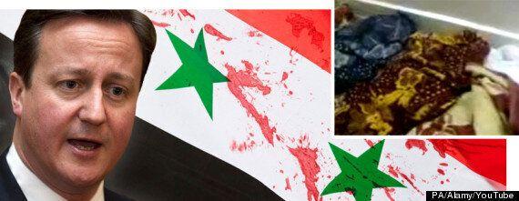 Syria Hama Massacre Reports Are Brutal And Sickening, David Cameron